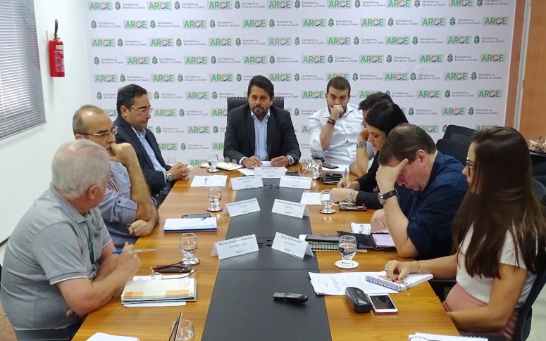 Desafios de 2020 e planejamento estratégico compõem pauta de reunião