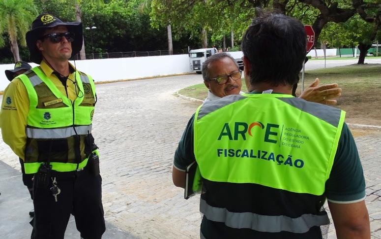 Carnaval: Arce e Detran fiscalizam veículos na Rodoviária