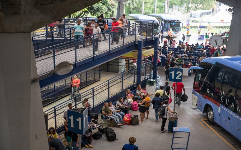 Carnaval: Mais de 90 mil passageiros deverão passar pelos terminais rodoviários do Ceará