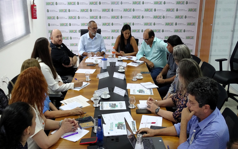 Especialistas discutem programação do Seminário Política Nacional de Resíduos Sólidos