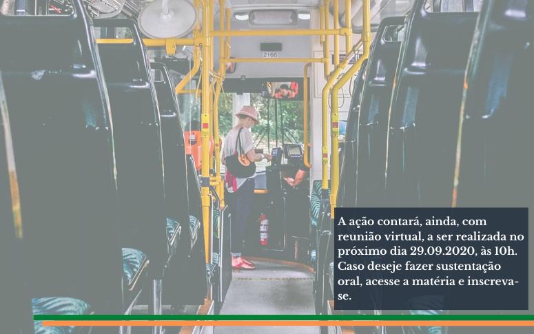Transporte: Edital de Licitação é tema de audiência pública da Arce