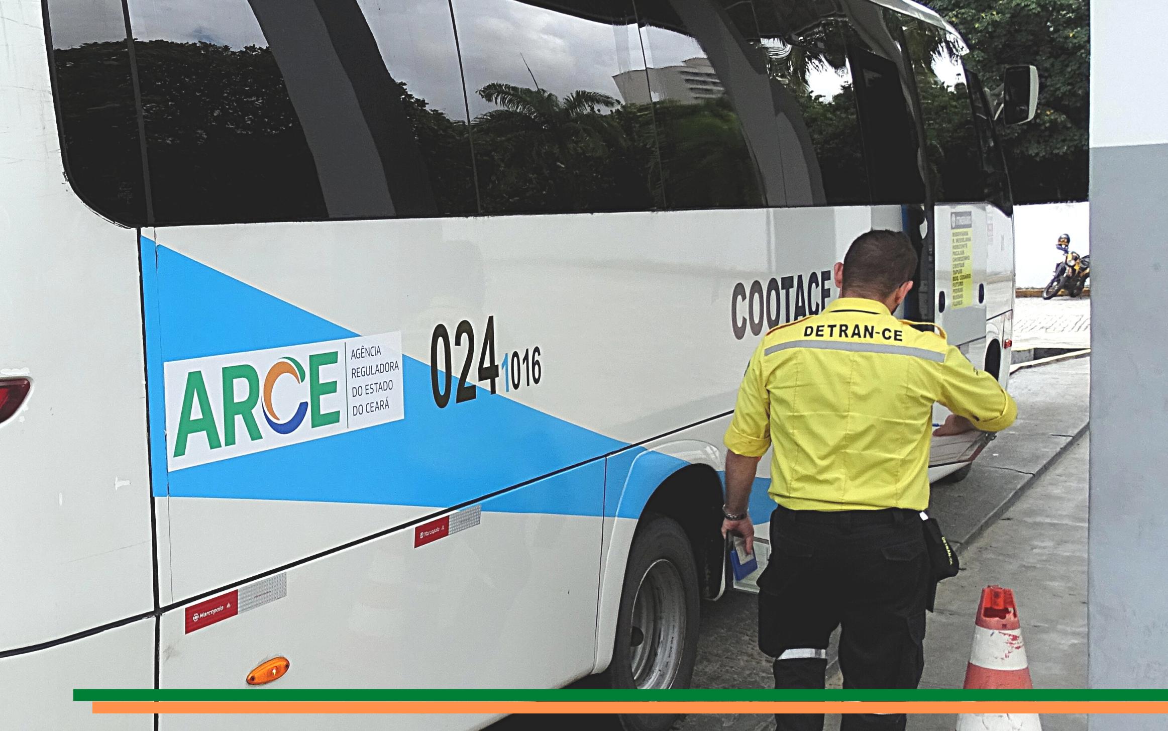 Arce altera procedimento de fiscalização dos serviços de transporte intermunicipal
