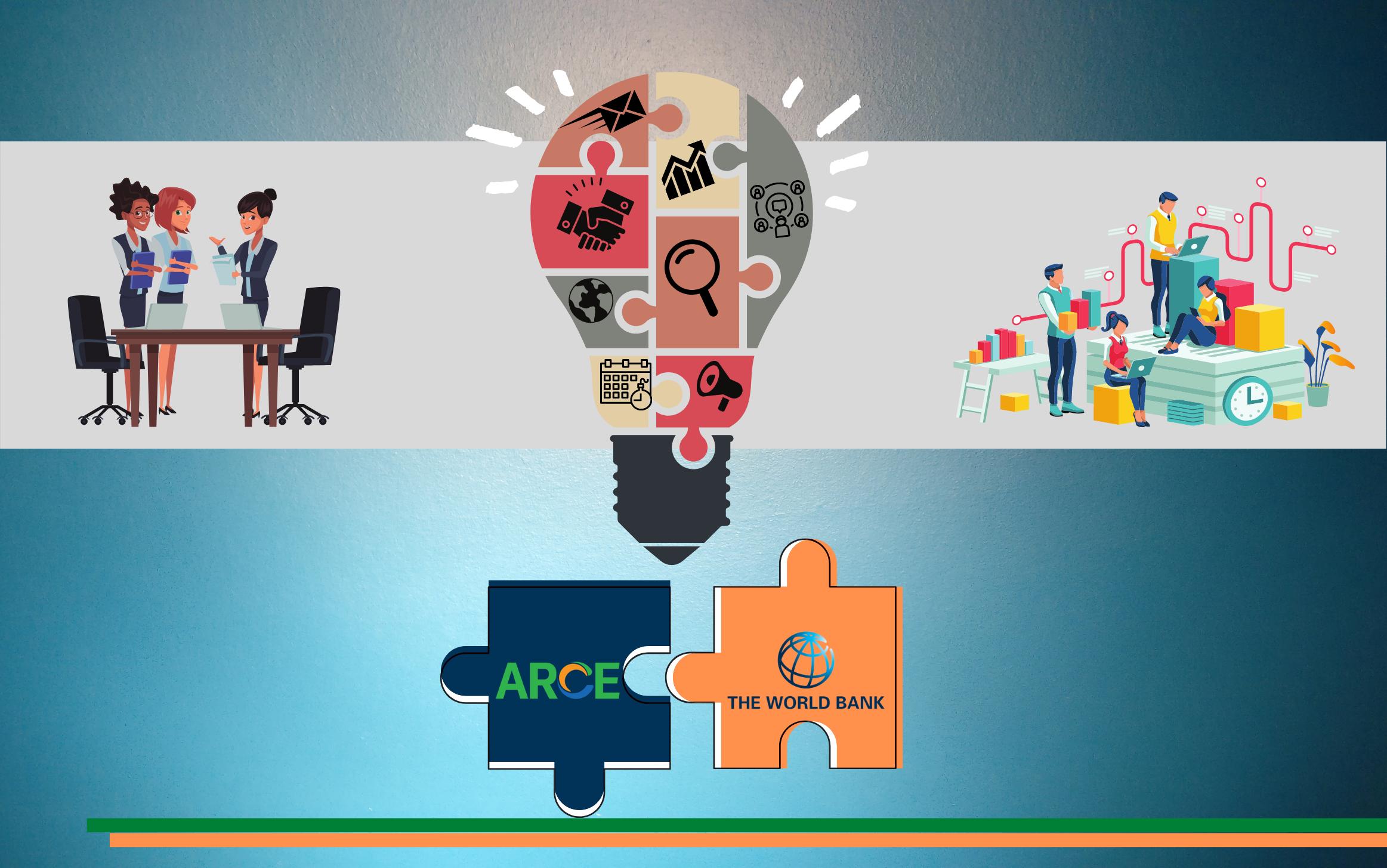Banco Mundial investirá recursos na gestão da Arce