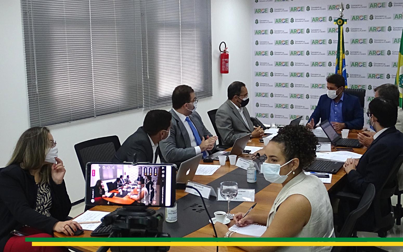 19ª reunião do conselho diretor contempla análise de 12 processos